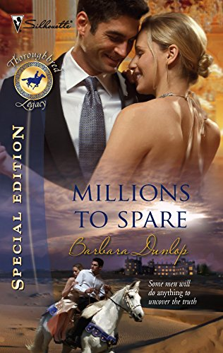 9780373199228: Millions to Spare (Thoroughbred Legacy)