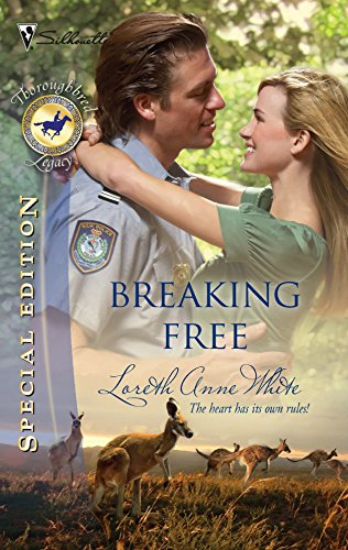 Breaking Free (Thoroughbred Legacy): Loreth Anne White