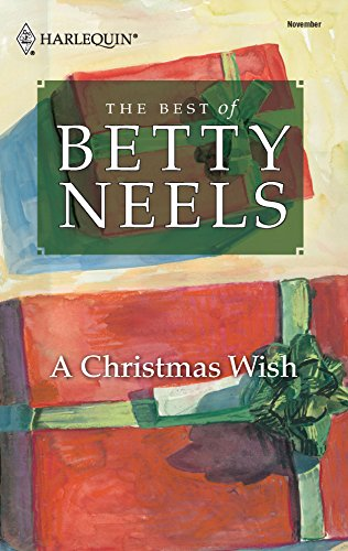 9780373199587: A Christmas Wish (The Best of Betty Neels)