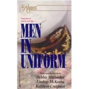 9780373201006: Men in Uniform: Three Complete Novels