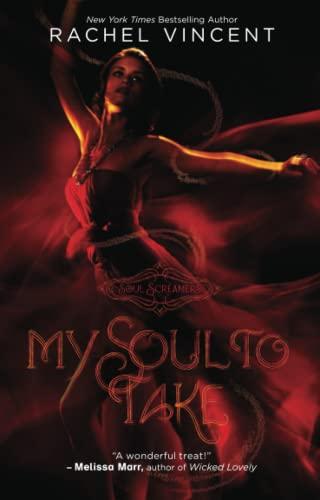 My Soul to Take (Soul Screamer
