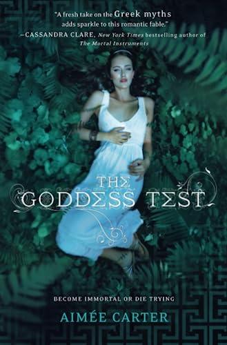 9780373210268: Goddess Test (Harlequin Teen)