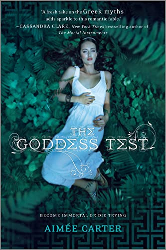 9780373210268: The Goddess Test