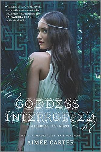 9780373210459: Goddess Interrupted