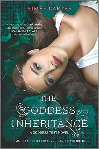 9780373210671: The Goddess Inheritance (A Goddess Test Novel)