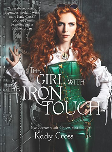 9780373210855: The Girl with the Iron Touch (Harlequin Teen)