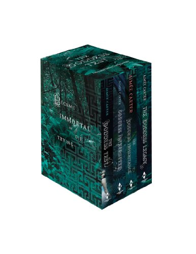 9780373210954: The Goddess Test Boxed Set: The Goddess Test, Goddess Interrupted, the Goddess Inheritance, the Goddess Legacy (A Goddess Test Novel)