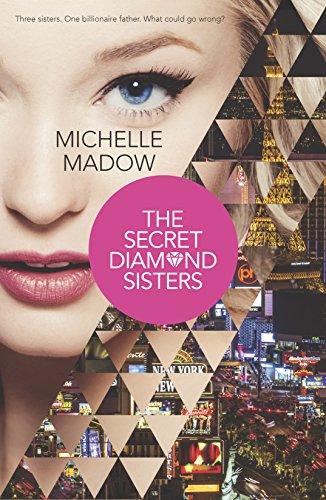 9780373211098: The Secret Diamond Sisters