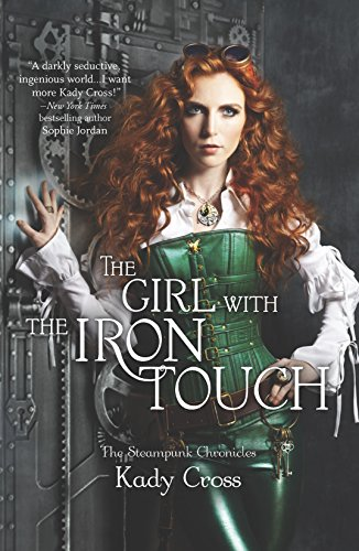 9780373211166: The Girl with the Iron Touch