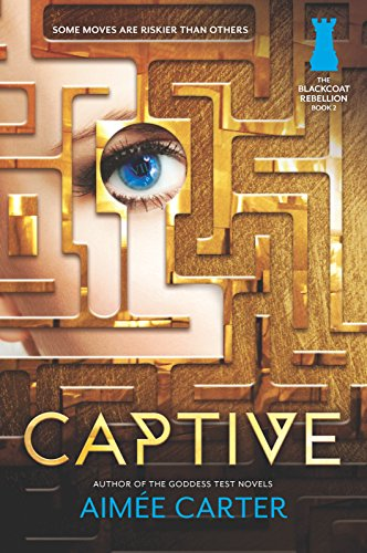 9780373211593: Captive (Harlequin Teen)