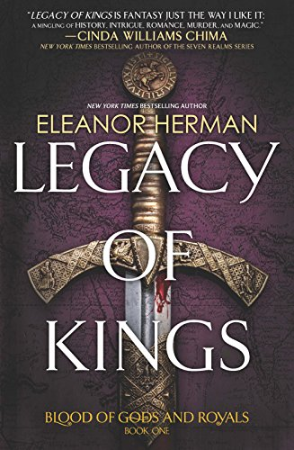 9780373211722: Legacy of Kings (Blood of Gods and Royals)