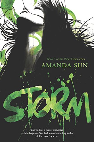 9780373211746: Storm (The Paper Gods)