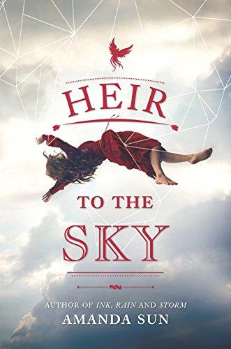 9780373211913: Heir to the Sky