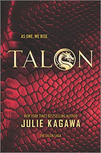 9780373212156: Talon (The Talon Saga)