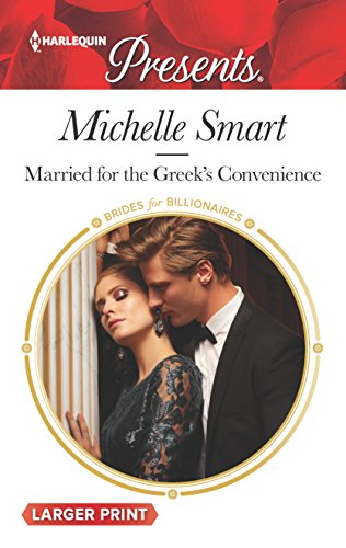 9780373213054: Married for the Greek's Convenience (Brides for Billionaires)
