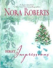 First Impressions: Roberts, Nora