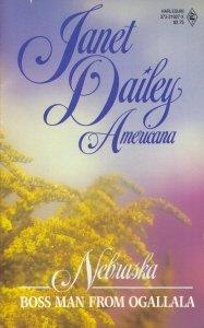 9780373219278: Boss Man From Ogallala (Janet Dailey Americana - Nebraska, Book 27)