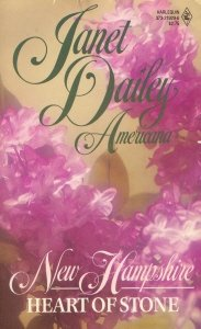 9780373219292: Heart Of Stone (Janet Dailey Americana - New Hampshire, Book 29)