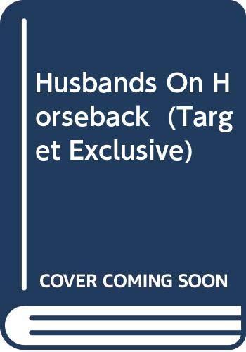 9780373219605: Husbands On Horseback : Paper Husband & Bride in Waiting (Target Exclusive)