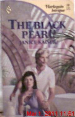 The Black Pearl (Harlequin Intrigue # 58): Kaiser, Janice