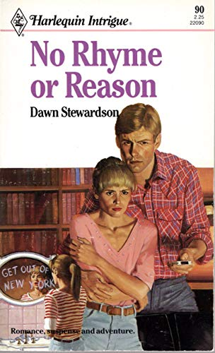 9780373220908: No Rhyme Or Reason