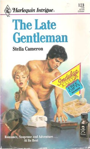 9780373221233: The Late Gentleman (Harlequin Intrigue, No 123)