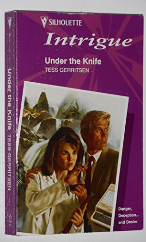 9780373221363: Under The Knife (Intrigue)