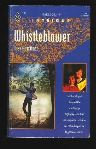 9780373221950: Whistleblower