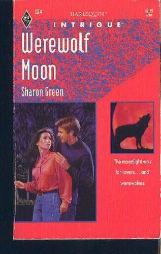 Werewolf Moon (0373222246) by Sharon Green