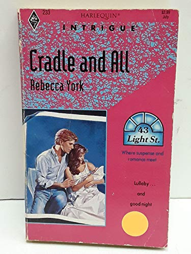 9780373222339: Cradle and All (43 Light Street)