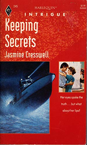 Keeping Secrets (9780373222452) by Jasmine Cresswell