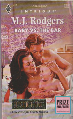 9780373223428: Baby vs the Bar