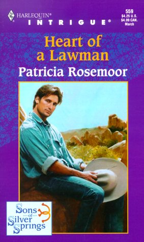 Heart Of A Lawman (Sons Of Silver Springs) (Intrigue, 559)