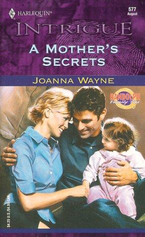 9780373225774: A Mother's Secrets