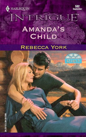 9780373225828: Amanda's Child (43 Light Street)