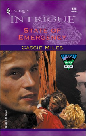 State of Emergency - Married By Midnight: Miles, Cassie -