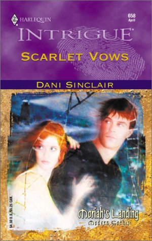 9780373226580: Scarlet Vows (Intrigue S.)