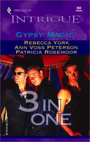 GYPSY MAGIC : Allessandra/Sabina/Andrei (Harlequin Intrigue Ser.)