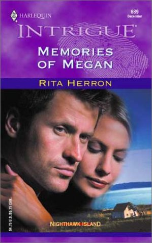 MEMORIES OF MEGAN (Harlequin Intrigue Ser., No. 689)