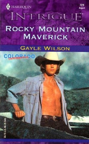Rocky Mountain Maverick (0373227213) by Gayle Wilson