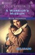 9780373227419: A Warrior's Mission: Colorado Confidential