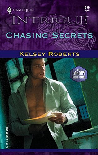 9780373228393: Chasing Secrets (The Landry Brothers)