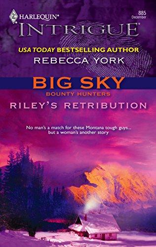 9780373228850: Riley's Retribution (Intrigue Big Sky Series)