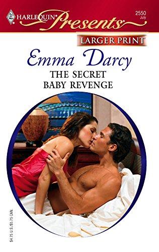 9780373233144: The Secret Baby Revenge