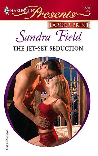9780373233175: The Jet-Set Seduction