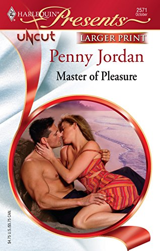 9780373233359: Master of Pleasure (Larger Print Presents)