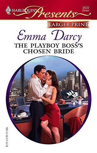 9780373233366: The Playboy Boss's Chosen Bride