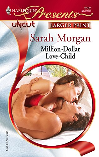 9780373233465: Million-Dollar Love-Child (Harlequin Presents)