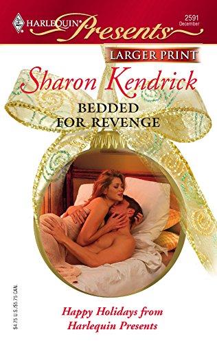 9780373233557: Bedded For Revenge