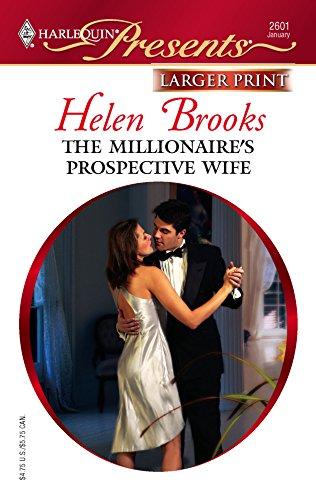 9780373233656: The Millionaire's Prospective Wife